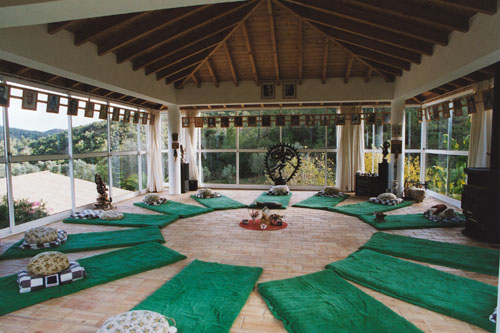 fasting yoga temple