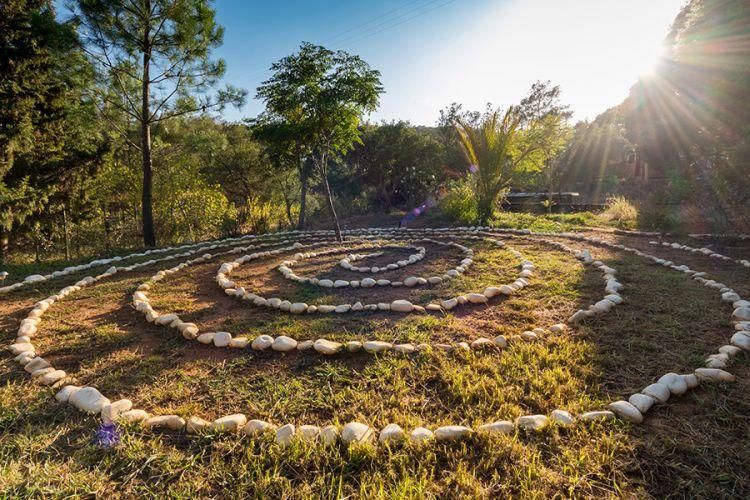 Moinhos Velhos spiral walk