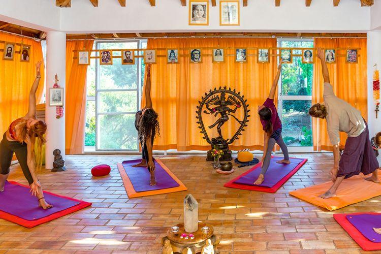Yoga detox fasting